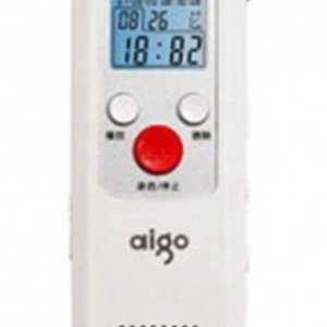 Aigo 1GB Digital Voice Recorder Built-in Mic